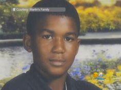 So sad....Justice for Trayvon Martin!