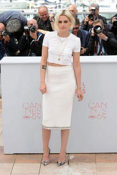 Kristen Stewart cannes 2016