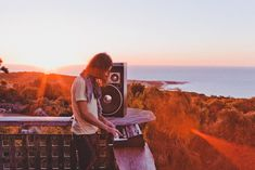 Parker, Recording yet to be released Album at Waves House Studio, Western Australia, Kevin Parker, Oyster Magazine, Tame Impala, Band Photos, Western Australia, Music Bands, Famous People, House Studio, Music Production