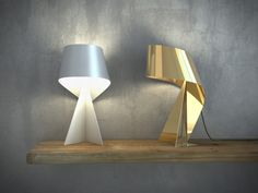 Ribbon Light by Habi