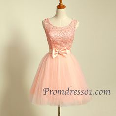 Short prom dress for teens, prom dress 2015 #prom2k15 #promgown  -> http://sweetheartdress.storenvy.com/products/9225607-cute-handmade-mini-prom-bridesmaid-dress