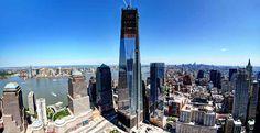 Photos - Pays du Monde: Le One World Trade Center en Timelapse - Frawsy
