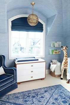 Add some pop of colour to youd kids nursery room and discover our best ides.