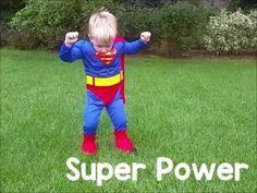 Superhero Yoga Pose Ideas | Pink Oatmeal