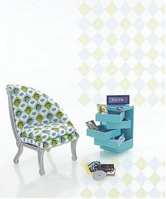 Barbie Fashion Fever Go Bananas Chair Furniture -- Want to know more, click on the image.