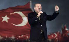 Эрдоган сравнил политику Германии поотношениюкАнкаре снацизмом http://mnogomerie.ru/2017/03/05/erdogan-sravnil-politiky-germanii-po-otnosheniu-k-ankare-s-nacizmom/  Реджеп Эрдоган заявил, чтоФРГ сбилась сдемократического пути, аее политика поотношениюкТурции сравнима снацизмом Президент Турции Реджеп Тайип Эрдоган считает, чтополитика Германии поотношениюкАнкаре сопоставима снацистским режимом, передает Daily Sabah. Такое мнение он выразил послетого, какГермания запретила…
