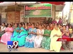 Surat/Rajkot: Now, devotees from Bhal, Rajkot, Godhra , Vadtal and Kheda have joined the protesters at Rampura in Surat against Satsang Samaj Sampraday of Vadtal. They are on hunger strike against what they call irregularities by management of Laxminarayan Temple of Vadtal. The trustees of Laxminarayan Temple have refused to accept donations from devotees.  Subscribe to Tv9 Gujarati https://www.youtube.com/tv9gujarati Like us on Facebook at https://www.facebook.com/tv9gujarati
