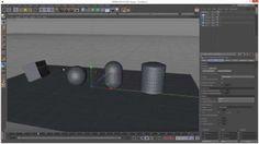 Cinema 4D Dynamics PART 1: The Basics #Cinema4D #C4D #tutorial