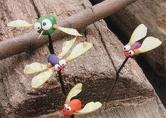 Пластилиновые мухи