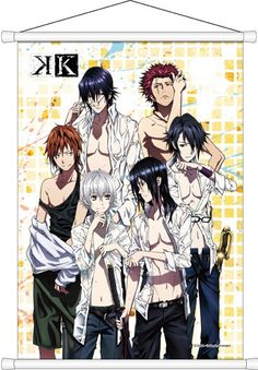 I think that Kuroh would be super possessive and jealous and Shiro would tease him all the time, and Munakata and Mikoto would be really casual and offhandedly in love, and Fushimi would delight in making Yata really uncomfortable and embarrassed. GIVE IT TO ME GOD I NEED IT.