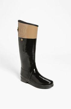 Hunter rain boot!