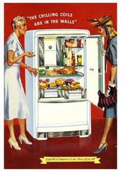 Buy The Favorite, Buy The Frigidaire