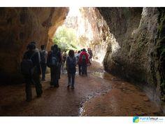 Cueva de la Mauta , Totana