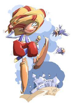 иллюстратор leonarh