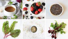 The Top 6 Detox Foods: Boost Energy, Burn Fat