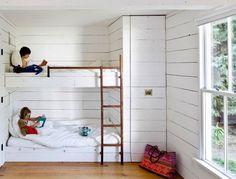 Viel Platz auf kleinem Raum: tolle Stockbetten fürs Kinderzimmer