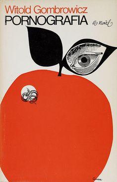 Typographic cover design
