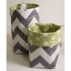 Wastebasket car trash can use anywhere trash by compelledtocraft, $19.95