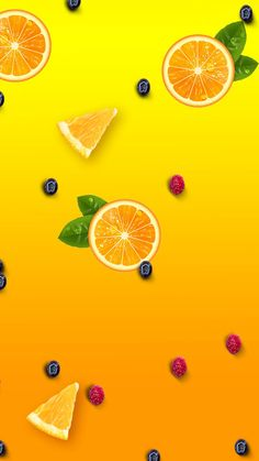 Summer breeze on screen. Fruity wallpaper for your taste. Iphone Homescreen Wallpaper, Food Patterns, Food Wallpaper, Summer Breeze, Live Wallpapers, Simple Designs, Berries, Flowers
