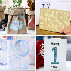 4 Ways To Personalize Your Paper Gifts
