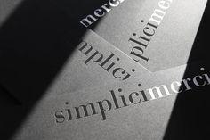 Simplicism, brand Identity by Paprika _