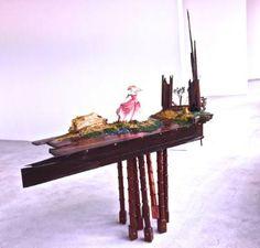 "Saatchi Art Artist Flavio Graff; Sculpture, ""SMILING AND WAVING  AND LOOKING SO FINE"" #art"