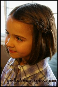 Girly Do Hairstyles: By Jenn: Knot Head Tutorial