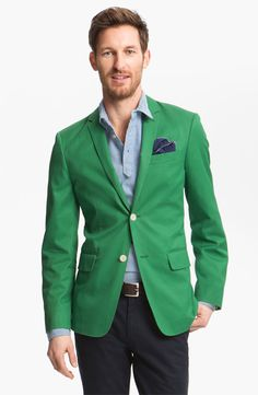 #ExclusiveForMen #Bright #Green #Blazer and #Chambray #Shirt #Navy #Pants very #Chic #Outfits #knot #bracelet #greenstyle #greenbrazalet #green #totalgreen #greenmen #meningreen #totalingreen #allingreen #totallook #greenlook #greenoutfit #outfits #looks #complementsformen #essentialsformen #accessoriesformen #complements #essentials #accessories #fashionformen #menstyle #chic #JohnNhoj