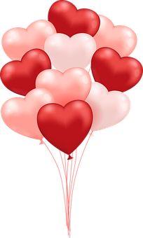 Valentines Anime, Valentines Balloons, Valentines Day Wishes, Birthday Balloons, Valentine Special, Happy Birthday Bestie Quotes, Dollar Tree Vases, Happy Birthday Wallpaper, Happy Birthday Celebration