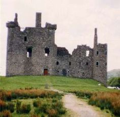 Clan Campbell Society: Castle Kilchurn, another castle associated with Clan Campbell.