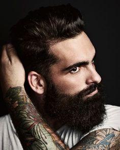 How to Make Your Beard Grow Faster. #beard #beardlove #beardcare