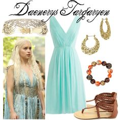 Character: Daenerys Targaryen Fandom: Game of Thrones/A Song of Ice and Fire Episode: The Ghosts of Harrenhal Buy it here!