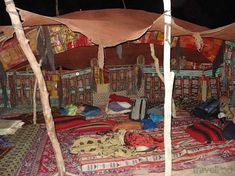 bedouin tent, Egypt Sinai...gah! *passes out from the ...