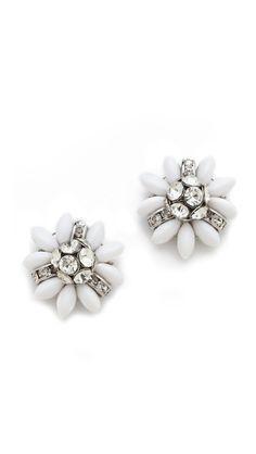 marguerite de earrings / juliet & compant