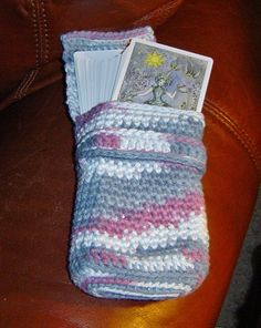 Project-Tarot Bag showing Paulina Tarot