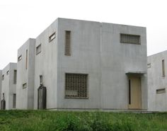 Divergent Movie Set Photos: Closer up picture of an Abnegation house