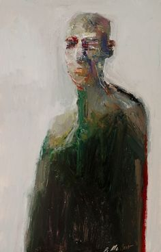 MCCAW FINE ART - Dan McCaw - Three Quarter Figure