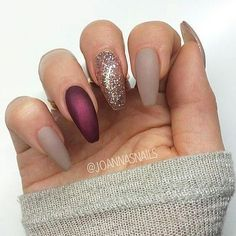 Beautiful Nail Designs To Finish Your Wardrobe – Your Beautiful Nails Best Nail Art Designs, Beautiful Nail Designs, Acrylic Nail Designs, Glam Nails, Beauty Nails, Cute Nails, Hair And Nails, My Nails, Gorgeous Nails