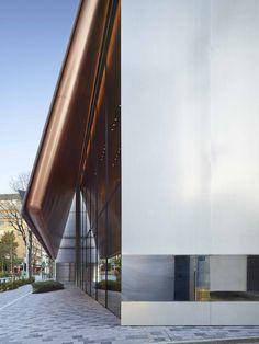 Miu Miu-Store von Herzog & de Meuron / Understatement in Tokio - Architektur und Architekten - News / Meldungen / Nachrichten - BauNetz.de
