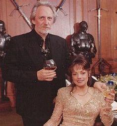 John Entwistle and Lisa Pritchett-Johnson.