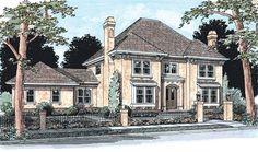 House Plan chp-16615 at COOLhouseplans.com