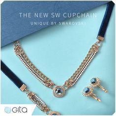 Gita Jewelry School. Tips and ideas for using the new Swarovski open back rhinestone cup chain. See more https://www.gita-jewelry.com/en/school/a/tutorial/?ContentID=946