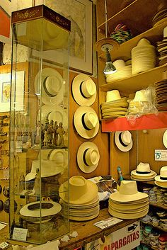Hat Shop in San Juan, Puerto Rico