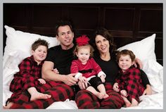 best Christmas photo ideas...my PJ idea