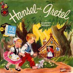Hansel and Gretel!