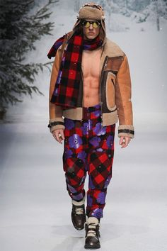 Moschino Fall/Winter 2015
