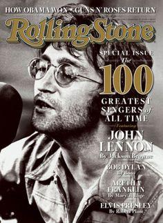 John Lennon | RollingStone magazine