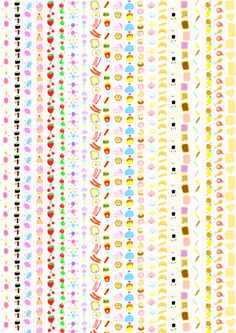 Food Lucky Star Paper