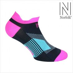 Mirenda Running Socks - No Show - Ultra Light Weight, punching above its weight in performance and design.