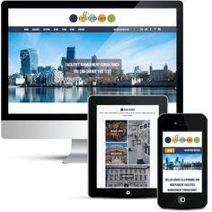 Neller Davies Corporate Web Design